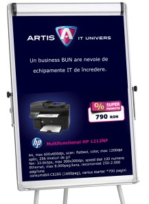 Oferta Imprimanta la Artis IT Univers